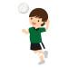 「広島市少年少女バレーボール祭」