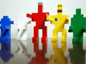 LEGOレンジャーseason2