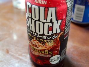 コーラショック COLA SHOCK