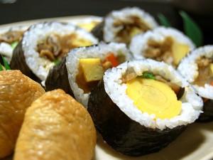 こだわりの巻寿司