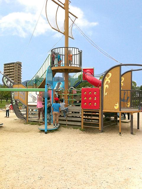 海賊の公園☆☆