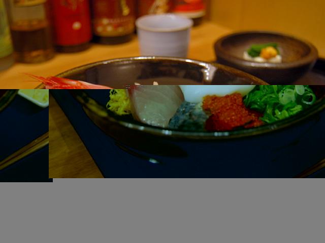 鶏人さんのごくうま海鮮丼!!