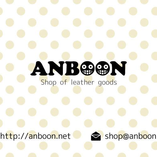 「ANBOON様」ショップカード