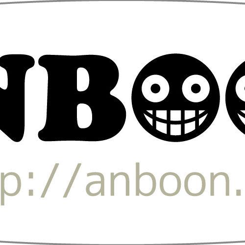 「ANBOON様」シール